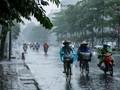 Dự báo thời tiết ngày 17/9: Bắc Bộ có mưa rào và dông rải rác