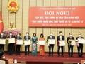 Hà Nội trao tặng danh hiệu ''Thầy thuốc nhân dân'', ''Thầy thuốc ưu tú'' cho 46 cá nhân