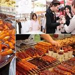 Thực phẩm sạch hay  bẩn: Đồ ăn sẵn mùa lễ hội ở đâu
