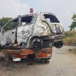 Nghi án giết người, đốt xe cướp tài sản