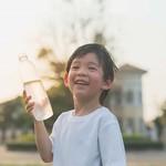 Tăng sức đề kháng cho trẻ tại nhà trong mùa dịch