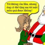 Những truyện cười hay nhất đêm giáng sinh – Phần 4