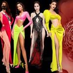 6 người đẹp Việt khiến cư dân mạng THÓT TIM vì diện váy xẻ quá cao
