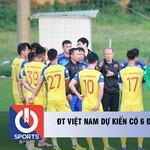 ĐT Việt Nam dự kiến có ít nhất 6 đợt tập trung năm 2021