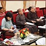 Hà Nội: Chuẩn Bị Cho Hội Thảo Khoa Học Phật Giáo Với An Ninh Xã Hội