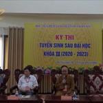 Hà Nội: Học Viện Phật Giáo Tuyển Sinh Sau Đại Học Khóa III