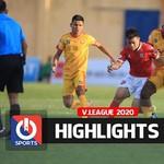 Highlights: Thanh Hóa - Hồng Lĩnh Hà Tĩnh - V.League 2020