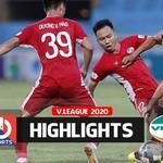 V.League 2020: Viettel - Sài Gòn