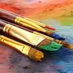 Vẽ tranh bằng bút lông màu - P10