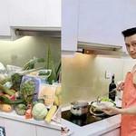 Việt Anh bị netizen soi ra chi tiết sống chung với Quỳnh Nga?