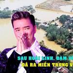 CHUYỆN SAO: Sau Hoài Linh, Đàm Vĩnh Hưng bị hỏi: Đã ra miền Trung viện trợ chưa?