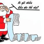 Những truyện cười hay nhất đêm giáng sinh – Phần 2