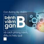 Phòng và điều trị hiệu quả bệnh viêm gan B