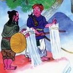 Truyện Áng mây: Câu chuyện đẹp về lòng hiếu thảo