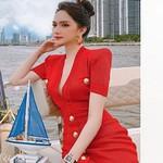 Từ khi hẹn hò Matt Liu, Hương Giang càng chăm diện hàng hiệu đắt đỏ: Đẳng cấp bạn gái CEO đây chứ đâu!