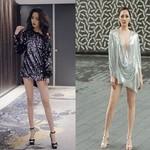 Những đôi chân cực phẩm của showbiz Việt: Thanh Hằng đỉnh cao, Bích Phương - Bảo Anh không kém cạnh