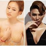 Hậu tháo túi ngực, nhan sắc 3 sao nữ này được khen thế nào?