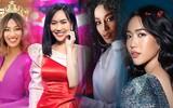 Nhan sắc tân Miss Grand Thailand 2020 nhìn giống y chang Diệu Nhi đội vương miện