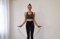 5 bước nhảy dây giúp bạn gái đốt cháy mỡ bụng, lấy lại thân hình thon gọn