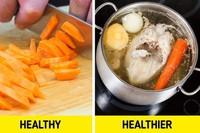 Đây mới là cách chế biến để thực phẩm đạt lượng dinh dưỡng cao nhất, nhiều người nội trợ vẫn mắc sai lầm suốt bao năm