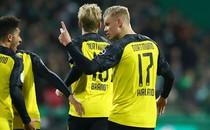 Haaland lập KỶ LỤC giúp Dortmund đại thắng, Klopp PHÁT CUỒNG vì Minamino!