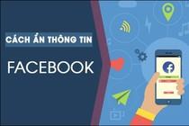 Mách bạn cách ẩn thông tin không muốn theo dõi trên Facebook