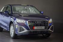 SUV nhỏ gọn Audi Q2 mới chính thức ra mắt thị trường Việt