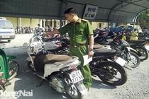 Đồng Nai: Triệt xóa băng nhóm chuyên cướp giật tài sản