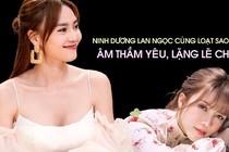 Ninh Dương Lan Ngọc cùng loạt sao Việt âm thầm yêu, lặng lẽ chia tay