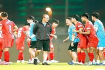 Việt Nam 8-3 Thái Lan ( U22+23) - Bất Bại Ở Giải Trẻ Dưới Thời HLV Park Hang Seo