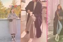 3 cách diện áo khoác dạ cho những ngày thời tiết đại hàn