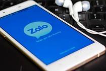 Đồng bộ tin nhắn Zalo trên điện thoại