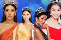 Thành tích đáng nể của người đẹp Việt chinh chiến Miss Universe
