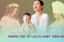 Loạt mỹ nhân Việt sang Mỹ du lịch, chữa bệnh nhưng trở về lại có baby ĐÍNH KÈM