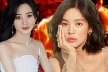 CHUYỆN SAO: Song Hye Kyo Tái Xuất Sau Gần 3 Năm Tạm Nghỉ Đóng Phim, Triệu Lệ Dĩnh Đồng Ý Quay Lại Với Phùng Thiệu Phong Vì Con?