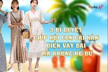3 bí quyết giúp hội con gái Hàn diện váy dài mà không hề dừ, trái lại còn trẻ trung vô cùng