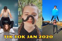 TIK TOK US UK VIRAL JAN 2020