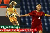 Nữ Việt Nam vs Nữ Úc - Bàn thắng lịch sử và pha cản 11m thần sầu