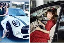 Sao Việt đua nhau tậu xế hộp bạc tỉ cuối năm 2020: Bất ngờ nhất là Hòa Minzy
