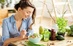 Dinh dưỡng giúp phụ nữ mãi thanh xuân