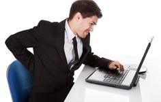 Báo động đỏ cho bệnh đau cột sống và khớp ở dân văn phòng