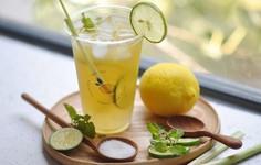 Bí quyết pha trà chanh sả thơm ngon dễ uống, tăng cường sức đề kháng trong mùa dịch