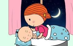 Trẻ có 3 biểu hiện này khi đi ngủ chứng tỏ trí não bé phát triển tốt và thông minh khi lớn lên