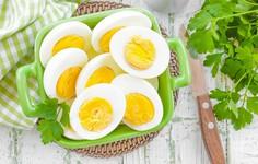 Ăn trứng luộc theo cách này trong 2 tuần là chị em có thể 'đánh bay' 10kg mỡ thừa