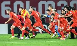 Tấm vé cuối cùng dự EURO 2020 được xác định sau loạt luân lưu