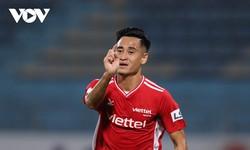 Sao Viettel tiếc vì không thể so tài cùng Lee Nguyễn ở đại chiến với CLB TPHCM