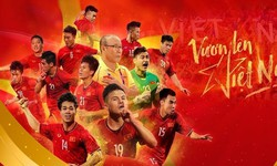 ĐT Việt Nam đạt vị trí cao nhất trên BXH FIFA trong 20 năm qua