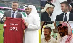 David Beckham sắp ký hợp đồng siêu khủng với nước chủ nhà World Cup 2022
