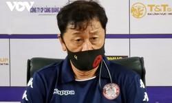 CHÍNH THỨC: HLV Chung Hae-seong chia tay CLB TPHCM
