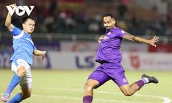 Cầu thủ ghi nhiều bàn nhất V-League 2020 chia tay Sài Gòn FC